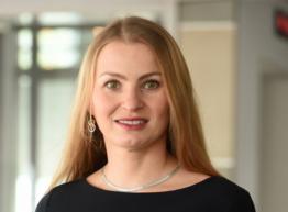 Maja Piecyk, University of Westminster